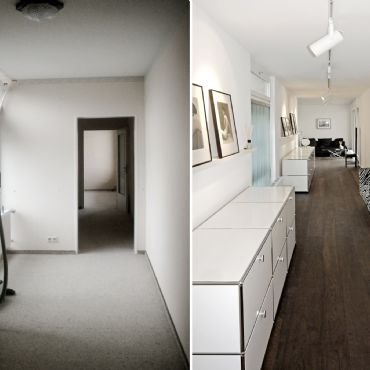 Flat Ott. Interior Design